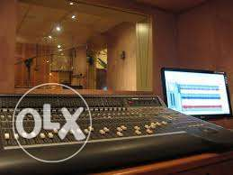 Sound Lab's Mixing And Mastering Services (of all types of audio)