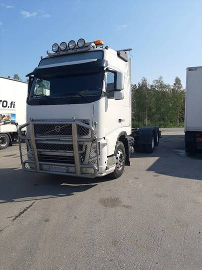 Volvo Fh13 500 - 2013