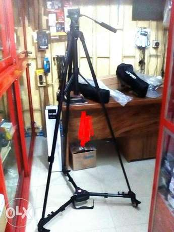 Photo tripod stand with tyre/motor Alaba - image 1