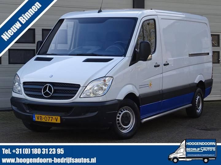 Mercedes-Benz Sprinter 313 CDI AUT Koelwagen Dag & Nacht - Zonnepanelen - 2013