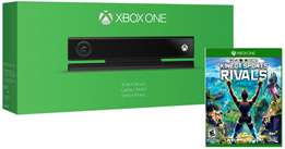 Xbox One kinect + Kinect sports rivals