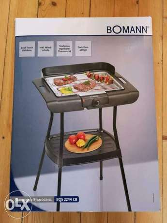 boman electric grill