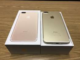 Unlocked to all networks iPhone 7 plus for sale
