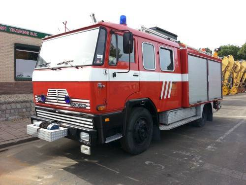 DAF Fa 1600 - 1982