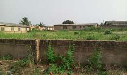 3plot fenced and gated for sale in kasoa ottamens tipper down