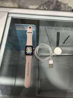 Apple iwatch series 1, 38mm rose gold