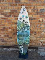 "M*A*T Performance ""Tripster"" Surfboard 018"