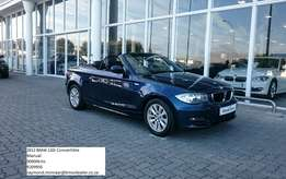2011 BMW 120i Convertible