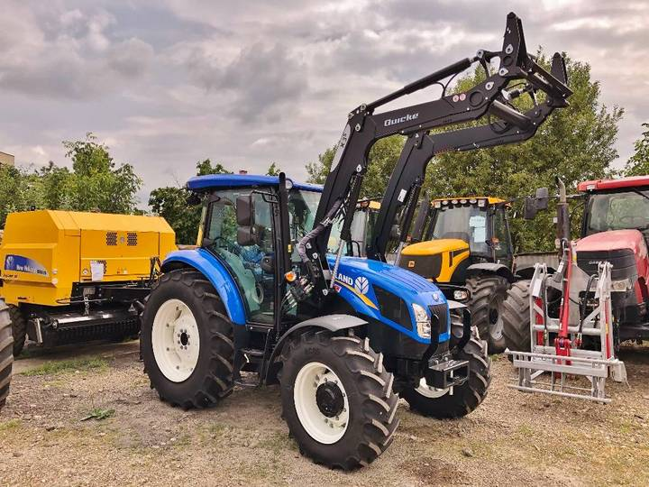 New Holland T5.85 - 2018