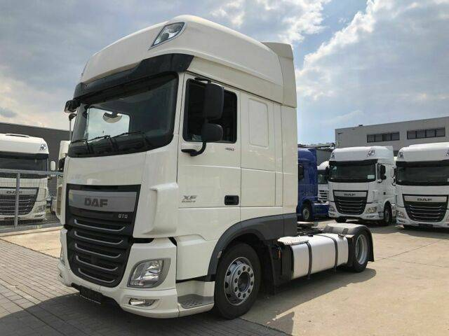 DAF XF106.460 SSC LD, ACC, 2 Tanks / Leasing - 2015
