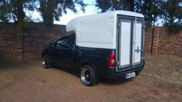 Corsa Utility Space Saver / Courier Canopy For sale. R5500