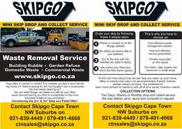 Skips for hire in Century City at Skipgo