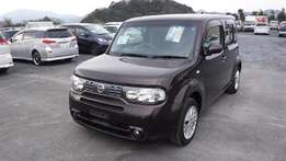 NISSAN / CUBE CHASSIS # Z12-0956 year 2010