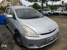 Toyota Wish,Automatic transmission. Buy and drive