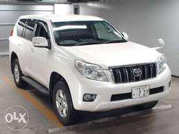 Toyota Land Cruiser Prado year 2011