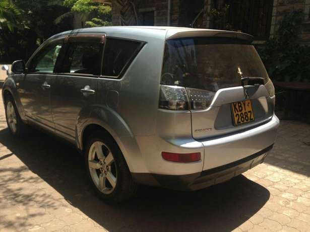 Mitsubishi Outlander for sale Westlands - image 3