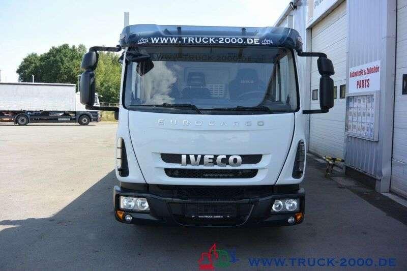 Iveco ML 75E18/P EuroCargo 7.10 Pritsche 3-Sitze Klima - 2011 - image 18