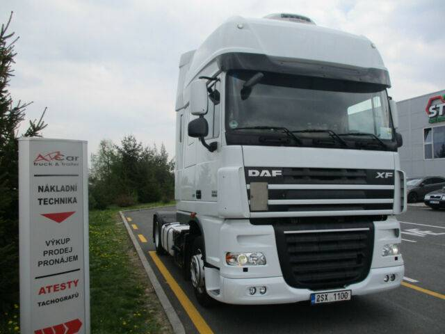 DAF Xf Ft 105.460 Ssc Eev - 2013