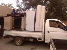 Bakkie for hire available