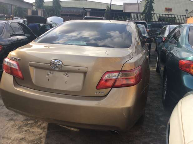 Toyota Camry 2007 (XLE version) Lagos Mainland - image 2