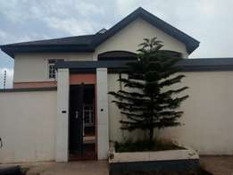 Superb 4 bedroom Duplex pop ceiling 2 sitting room with a study room