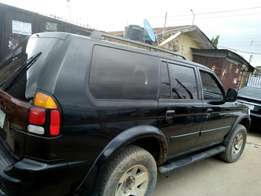 Super clean and faultless 2002 Mitsubishi motoro sport for sale