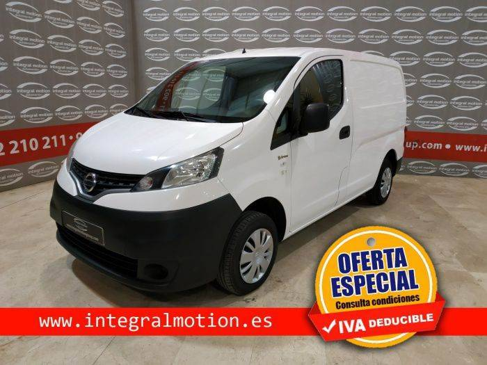Nissan Nv200 1.5 Dci - 2014
