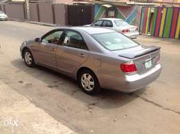 One month used Camry 06 for sale