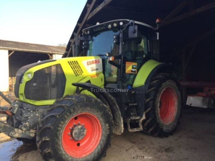 Claas axion 810 cis - 2017