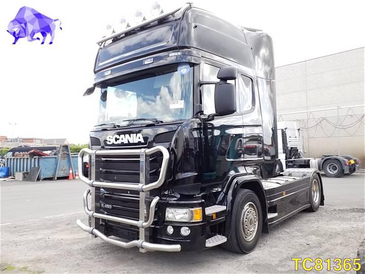 Scania R 450 Euro 6 RETARDER - 2016