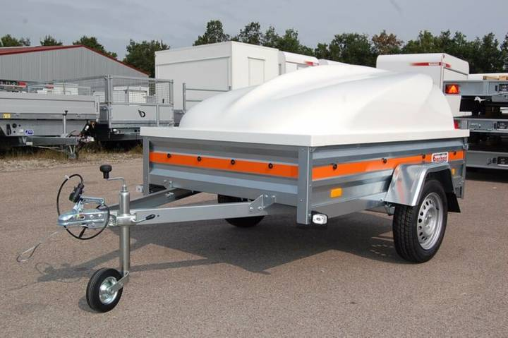 TEMA ECO 2012 Poly - 750 kg ca. 205 x 125 x 60 cm