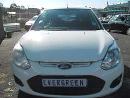 Ford figo 1.4 Ambiente 2013 Model with 4 Doors, Factory A/C and C/D
