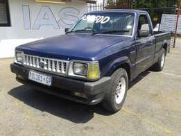1989 Ford Courier 2.0 Single Cab R35,000
