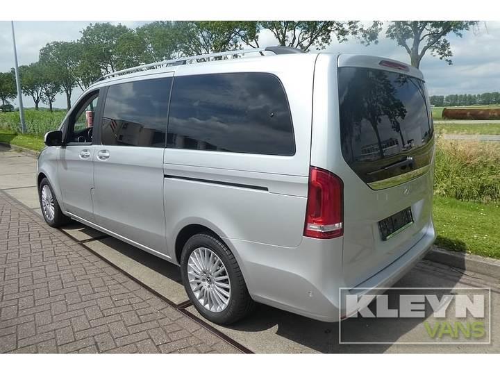 Mercedes-Benz V-KLASSE 220 CDI lang led 8-persoons - 2018 - image 3