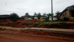 Strategically located land for sale