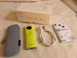 Ricoh Theta S 360°Two Lens Spherical VR Digital Came for sale.