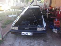 Project twincam 16v 4age with alot of extra