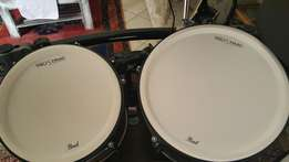 Drums Pearl epro live tru trac conversion