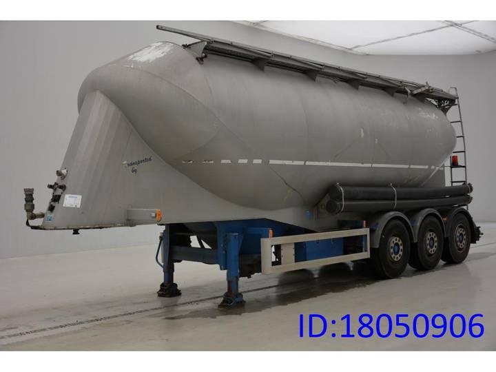 OKT  Cement bulk - 2007