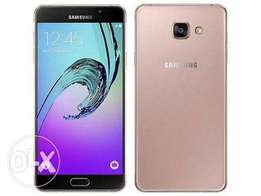 "Samsung Galaxy A7 2016-5.5"" display, 16gb ROM,3gb RAM,13mp cam"