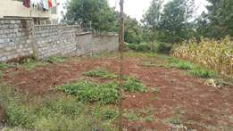 Apartment land for sale in kikuyu sigona