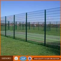 Clear view Fencing and Diamond mesh wire Fencing
