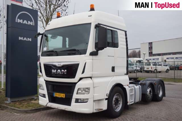 MAN TGX 24.440 6X2/2 BLS - 2014