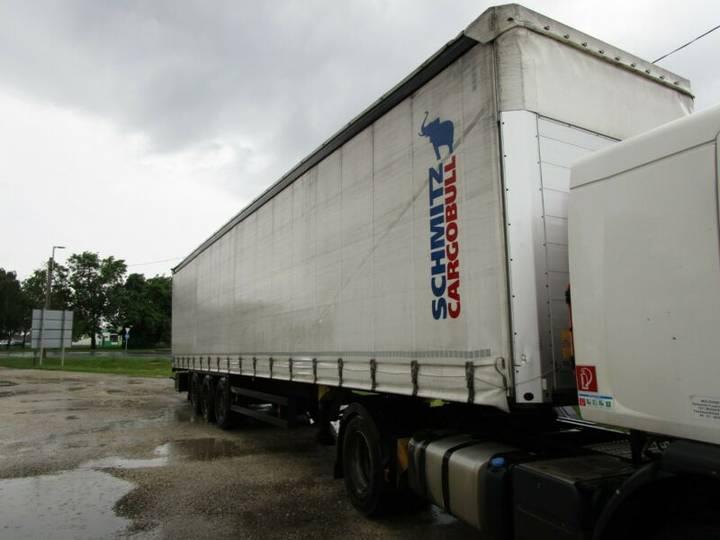 Schmitz Cargobull SCS 24/L - 2012