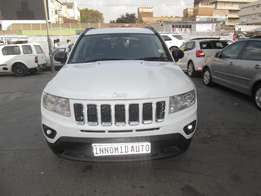 2012 Jeep Compass 2.0 Crd Limited for sale in Gauteng