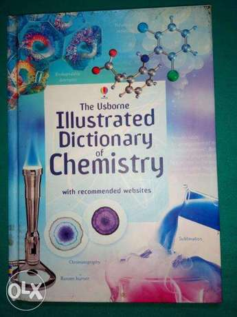 Usborne - Illustrated Dictionary of Chemistry