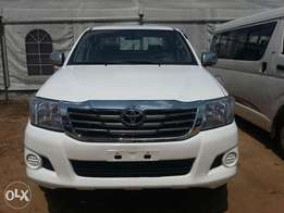 Clean Company Used Toyota Hilux