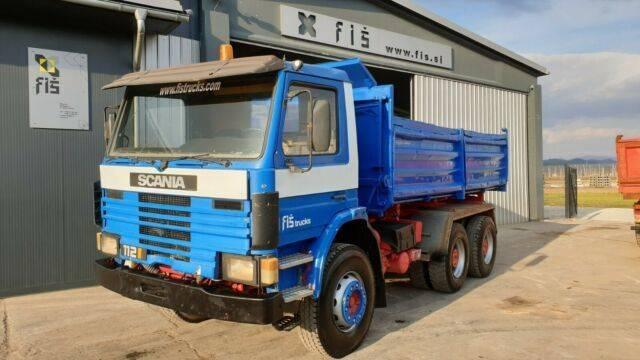 Scania 112M 320 - 1986