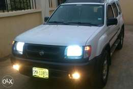 Super Clean Nissan Xterra For Quick Sale