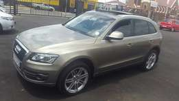 Audi q5 2.0t quattro automatic for sale